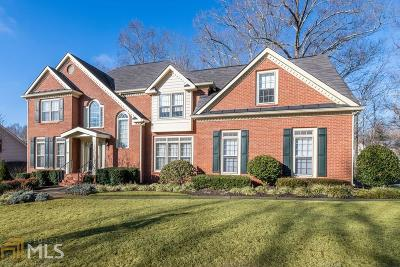 Kennesaw Single Family Home Under Contract: 1567 Halisport Lake Dr