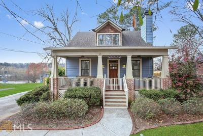 Atlanta Single Family Home For Sale: 1129 Benteen Ave
