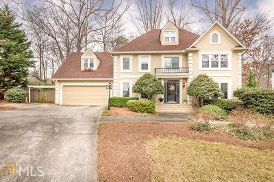 Powder Springs Single Family Home Under Contract: 2128 Line Tree Ln