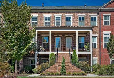 Dunwoody Condo/Townhouse For Sale: 1147 Holly Ave