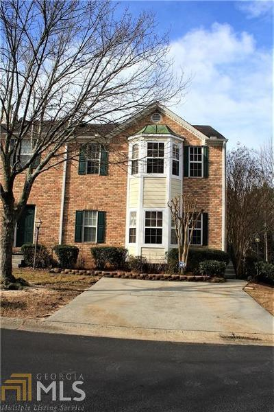 Norcross Condo/Townhouse Under Contract: 2058 Pinnacle Pointe Dr