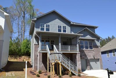 Atlanta Single Family Home For Sale: 3048 Silver Hill Ter