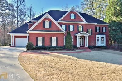 Marietta, Roswell Single Family Home Under Contract: 4510 Blackland Dr