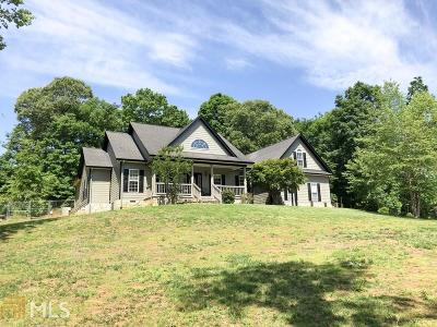 White County Single Family Home For Sale: 2830 Asbury Mill Rd