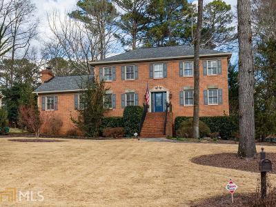 Lilburn Single Family Home Under Contract: 410 Cardigan Cir