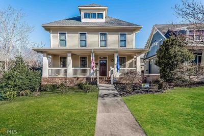 Smyrna Single Family Home For Sale: 1119 Parkview Pl