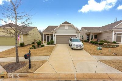Griffin Single Family Home Under Contract: 349 Sandy Springs Dr