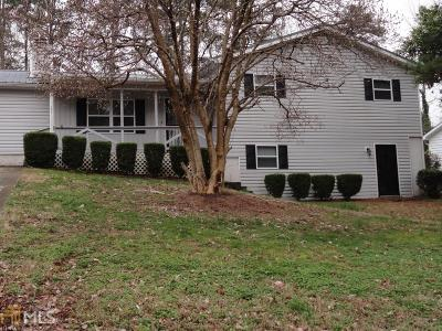 Lawrenceville Single Family Home Under Contract: 541 Carithers Rd