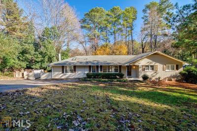 Atlanta Single Family Home For Sale: 1715 Childerlee Ln