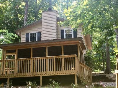 Elbert County, Franklin County, Hart County Single Family Home For Sale: 167 Rue Chalet