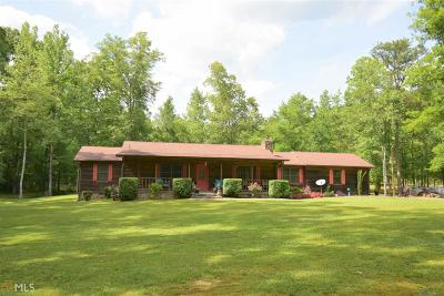 Fayetteville Single Family Home For Sale: 185 Crabapple Rd