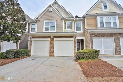 Kennesaw Condo/Townhouse Under Contract: 1911 Lake Heights