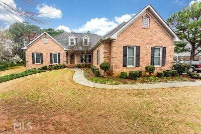 Conyers Single Family Home Under Contract: 1175 SE Vineyard Dr