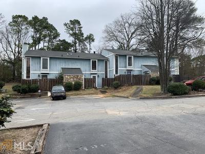 Clarkston Condo/Townhouse Under Contract: 3796 Tree Creek Ln