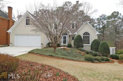 Acworth Single Family Home For Sale: 5634 Forkwood Dr