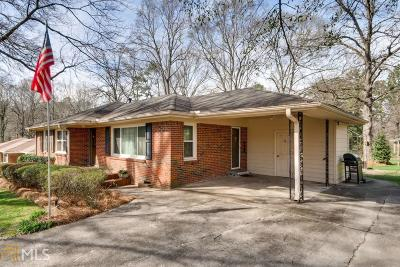 Tucker Single Family Home For Sale: 4270 Webb Rd