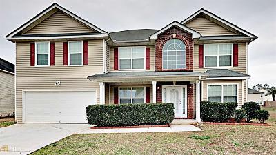 Covington Single Family Home Under Contract: 215 Hillside Oak Ln