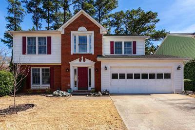 Duluth Single Family Home For Sale: 3885 Ivy Run Cir
