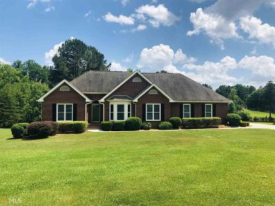 Tyrone Single Family Home Under Contract: 495 Castlewood Rd