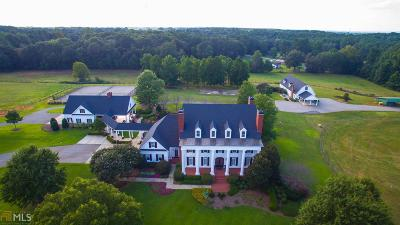 Winder Single Family Home For Sale: 580 Maddox Rd