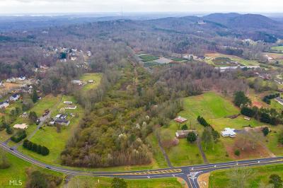 Dawsonville Residential Lots & Land For Sale: 6090 Jot Em Down Rd