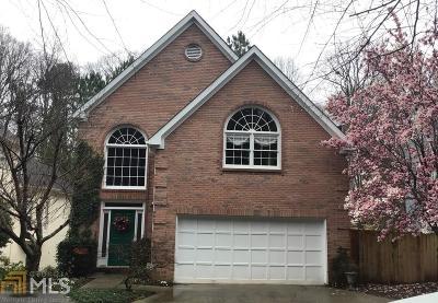 Atlanta Single Family Home Under Contract: 1244 Wildcliff Cir