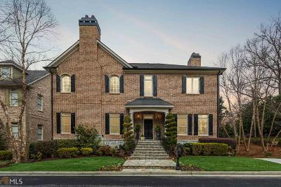 Brookhaven Single Family Home For Sale: 1229 Brookhaven Hideway Ct