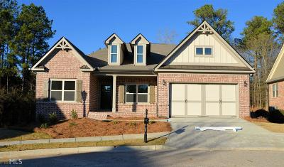 Monroe, Social Circle, Loganville Single Family Home Under Contract: 831 Legends Dr #8