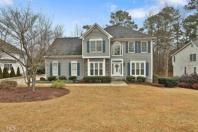 Peachtree City GA Single Family Home For Sale: $458,000