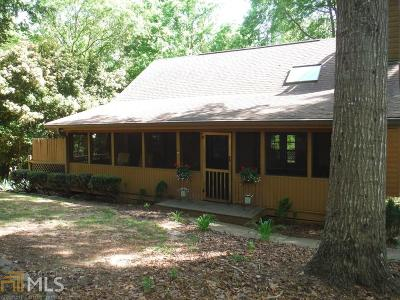 Gainesville Single Family Home For Sale: 5391 Whiporwill Dr