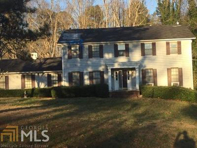 Fayetteville Single Family Home Under Contract: 917 Kite Lake Trl