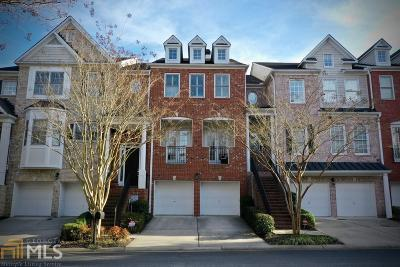 Atlanta Condo/Townhouse For Sale: 3026 Riverstone