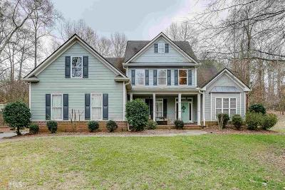 Hoschton Single Family Home For Sale: 830 River Chase