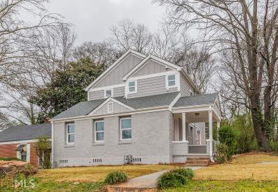 Mozley Park Single Family Home Under Contract: 136 Stafford St