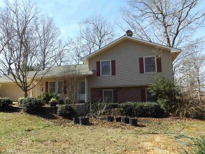 Cornelia Single Family Home For Sale: 253 Chase Oaks