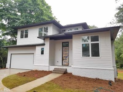 Decatur Single Family Home For Sale: 935 Sycamore Dr