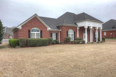Conyers Single Family Home Under Contract: 1252 SE Saxony Dr