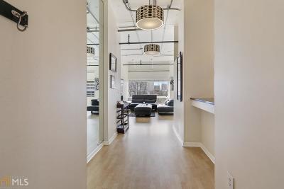 Renaissance Lofts Condo/Townhouse Under Contract: 120 Ralph McGill Blvd #602