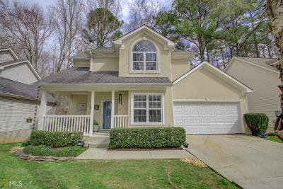Peachtree City Single Family Home For Sale: 647 N Fairfield Dr