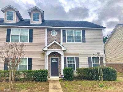 Clayton County Condo/Townhouse Under Contract: 8658 Thomas