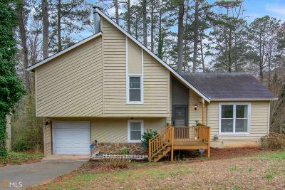 Duluth Single Family Home Under Contract: 3106 Montheath Pass
