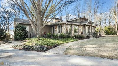 Gainesville Single Family Home For Sale: 4265 Cherokee Trl