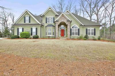 Peachtree City Single Family Home For Sale: 1135 Astoria Ln