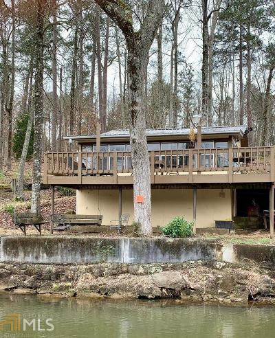 Butts County, Jasper County, Newton County Single Family Home For Sale: 146 Summit View Rd