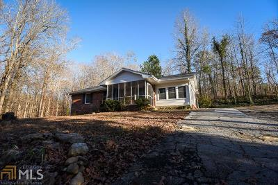Newborn Single Family Home For Sale: 521 Mill Pond Rd