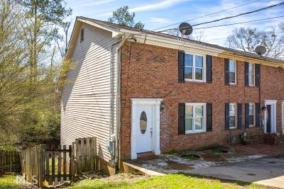 Norcross Condo/Townhouse Under Contract: 4144 Casey Trl