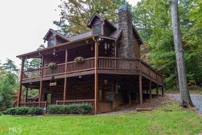 Blue Ridge Single Family Home For Sale: 115 Fox Run