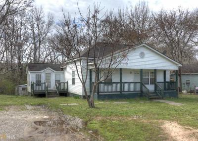 Conyers Single Family Home Under Contract: 1742 NE River St