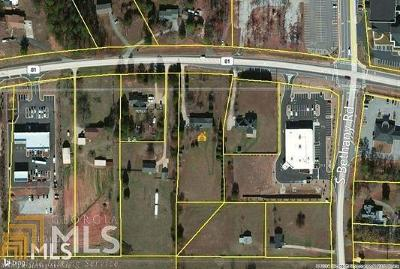 Henry County Commercial For Sale: 1840 E Highway 81