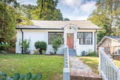 Westview Single Family Home Under Contract: 1570 Olympian